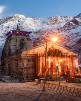 Char Dham Yatra With Kedarnath By Helicopte